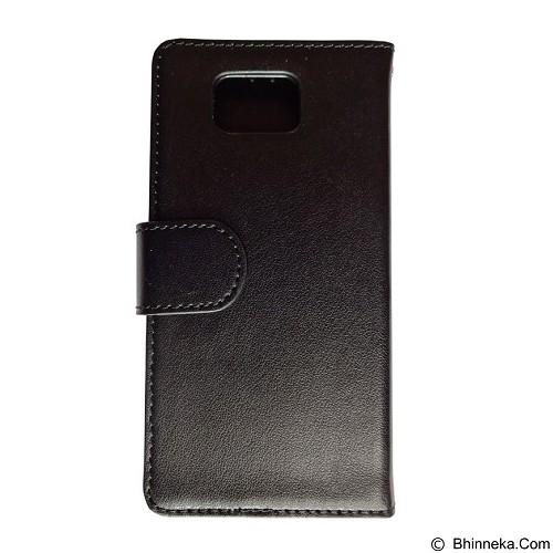 MELKCO Mini PU Samsung Galaxy Alpha Leather Case (Merchant) - Casing Handphone / Case