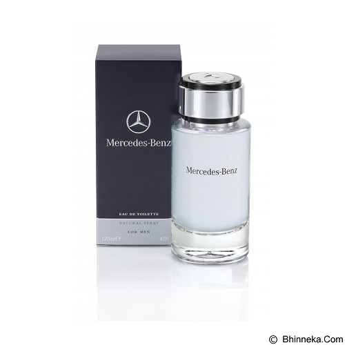 MERCEDES BENZ for men EDT 120 ml (Merchant) - Eau De Toilette untuk Pria