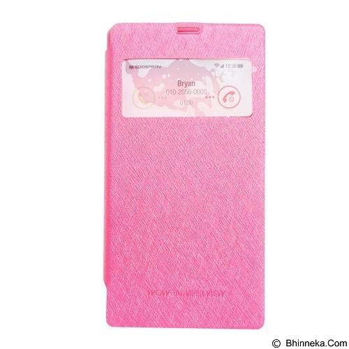 MERCURY Wow Bumper LG G2 - Magenta (Merchant) - Casing Handphone / Case