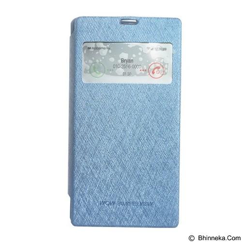 MERCURY Wow Bumper Samsung Galaxy A3 - Navy (Merchant) - Casing Handphone / Case