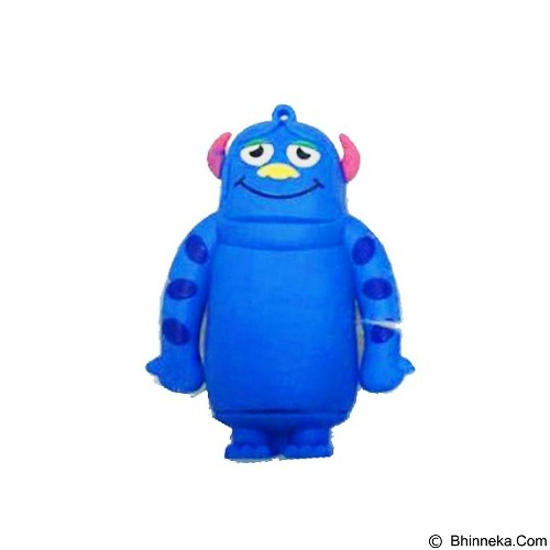 METRO CHANNEL Powerbank Sulley Body (Merchant) - Portable Charger / Power Bank