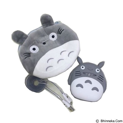 METRO CHANNEL Powerbank Totoro 8800mAh (Merchant) - Portable Charger / Power Bank