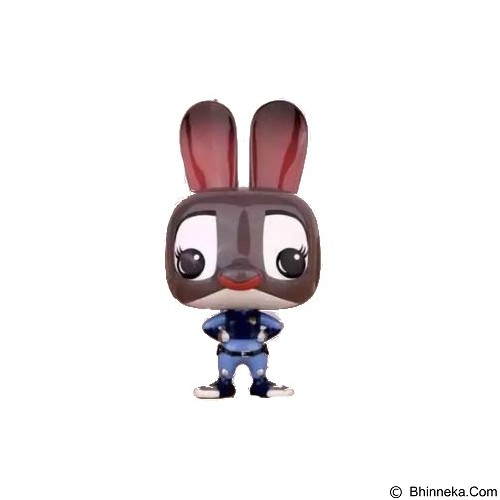 METRO CHANNEL Powerbank Zootopia Judy Hoops (Merchant) - Portable Charger / Power Bank