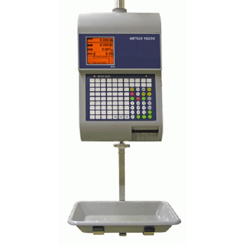 METTLER TOLEDO Hanging Scale Type bCom with Wireless Card Labeling Scale 15kg - Timbangan Digital
