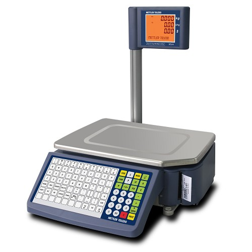 METTLER TOLEDO Scale Type bCom Labeling Scale without Wireless Card 15kg - Timbangan Digital