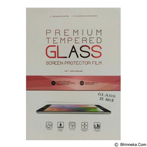 MIAO MIAO ACC Tempered Glass Asus Zenfone 6 Premium Quality - Screen Protector Handphone