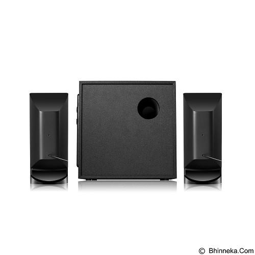MICROLAB Speaker 2.1 [M 300 U] + Mouse Rapoo N1010 - Speaker Computer Performance 2.1