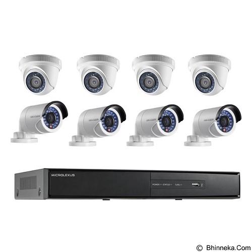MICROLEXUS DVR [DS-9808HDT-I] - Cctv Camera