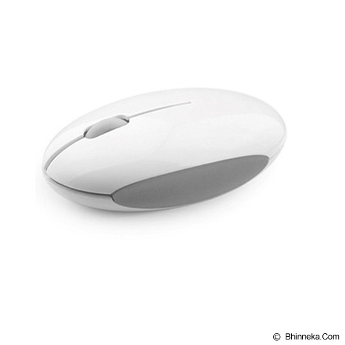 MICROPACK Mouse Blue Tech [Y-369] - White/Grey (Merchant) - Mouse Mobile