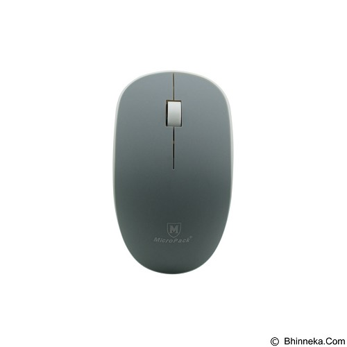 MICROPACK Mouse Wireless Colourfull [721] - Gray (Merchant) - Mouse Basic