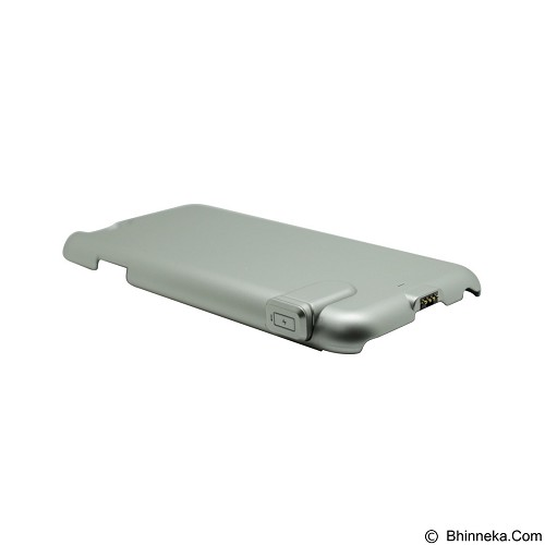 MICROPACK Powercase Outlander 1500mAh [MPC-I6] - Silver - Portable Charger / Power Bank