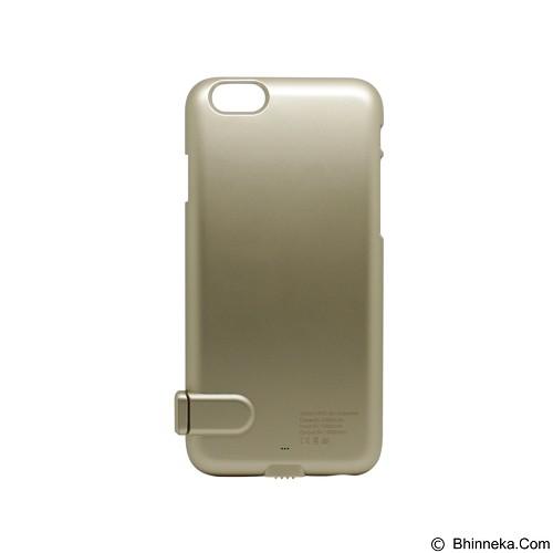 MICROPACK Powercase Outlander 2000mAh [MPC-I6+] - Gold (Merchant) - Portable Charger / Power Bank