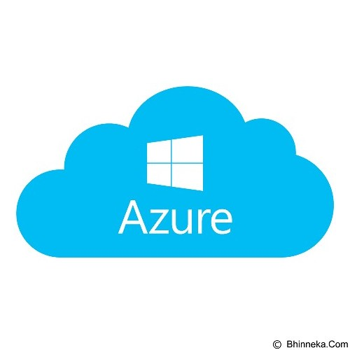 MICROSOFT Azure Cloud BackUp Online 250GB/Month [5S2-00003] - Software Virtualization Licensing