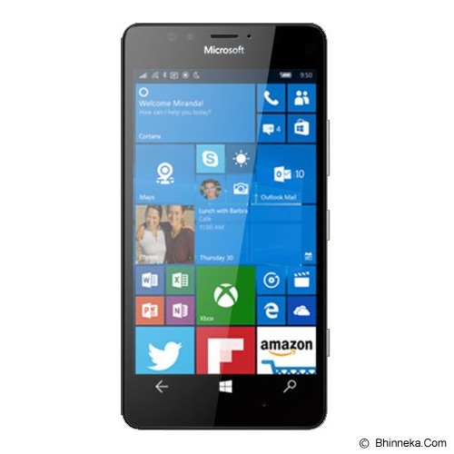 MICROSOFT Lumia 950 - Black (Merchant) - Smart Phone Windows Phone
