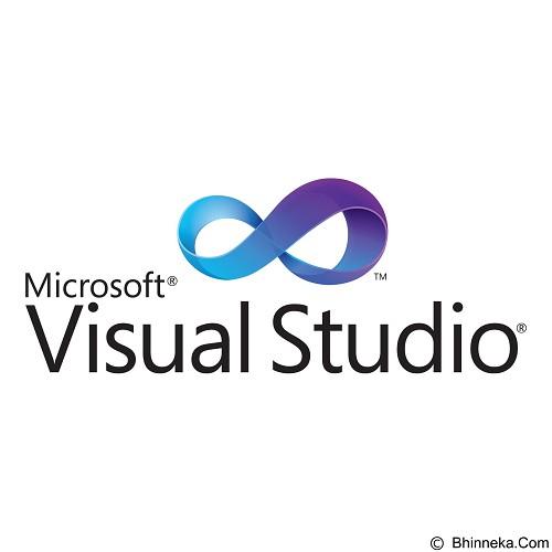 MICROSOFT Visual Studio Professional [77D-00095] - Software Programming Licensing