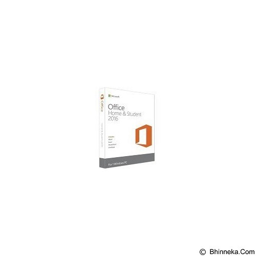 MICROSOFT Office Home and Student 2016 79G-04363 79G-04679