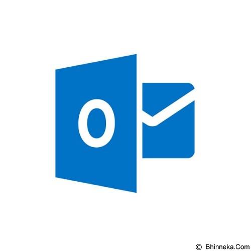 MICROSOFT Outlook 2016 [543-06495] - Software Messaging Server Licensing