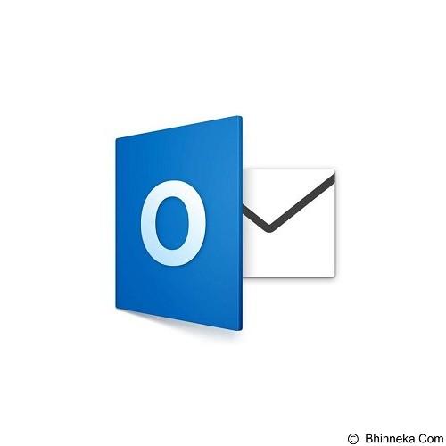 MICROSOFT Outlook Mac [36F-00161] - Software Messaging Server Licensing