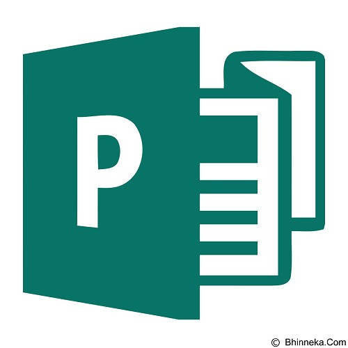 MICROSOFT Publisher [164-02483] - Software Office Application Licensing