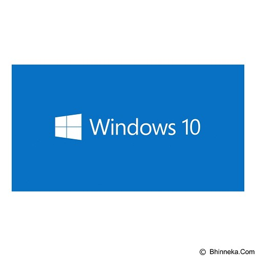 MICROSOFT Windows 10 Professional Upgrade [FQC-09525] - Software Windows Os Licensing
