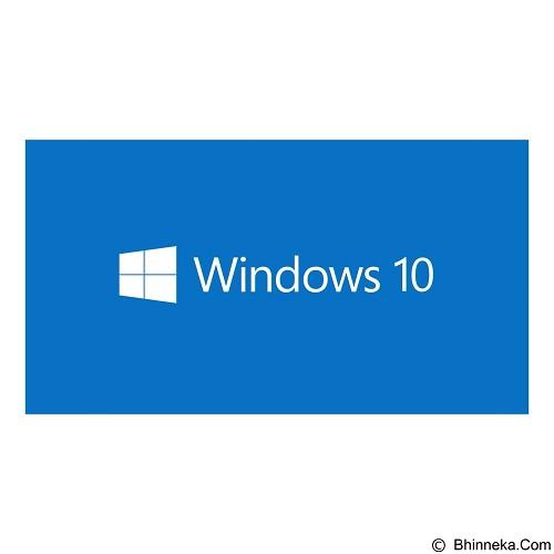 MICROSOFT Windows 10 Professional Upgrade [FQC-09525] - Software Windows Os Licensing