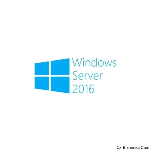 MICROSOFT Windows Server 2016 Standard License (16 Core) - Software Windows Os Licensing