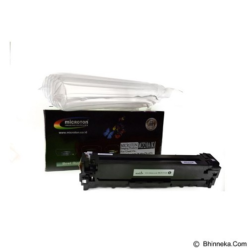 MICROTON Toner Compatible HP M 251N [MCF 210A K] - Toner Printer Refill