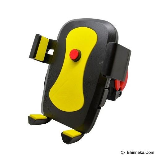 MIIBOX 360º Universal Holder - Yellow - Gadget Mounting / Bracket