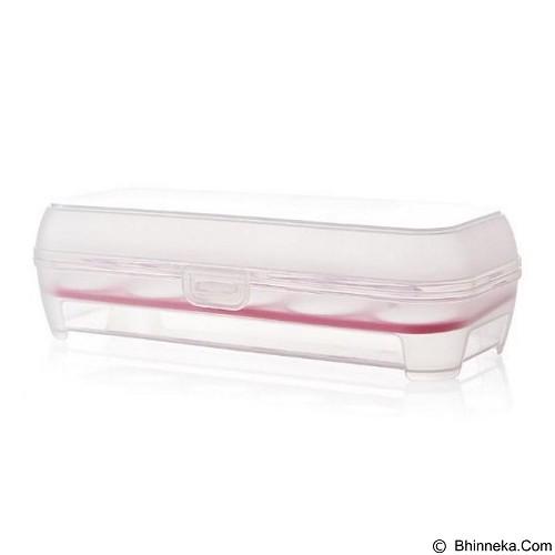 MIIBOX Kotak Telur Isi 10 Pcs - Pink (Merchant) - Wadah Makanan