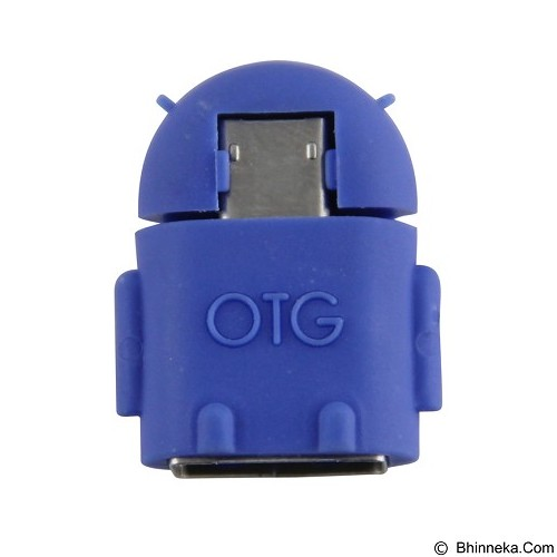 MIIBOX OTG Micro USB Android - Blue - Cable / Connector Usb
