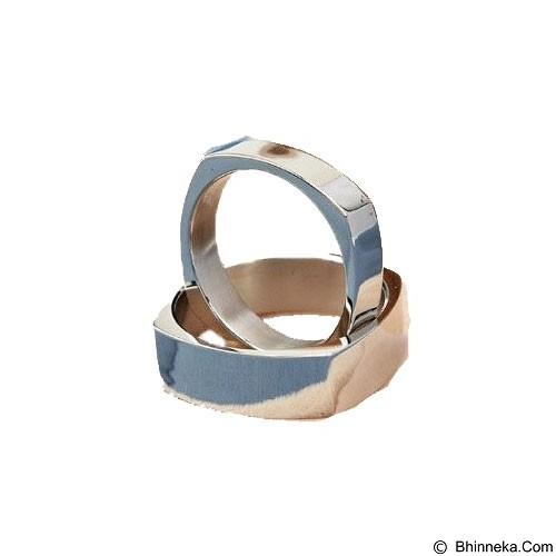 MIKI JEWELRY Cincin Couple Size 6 [cc007] (Merchant) - Cincin