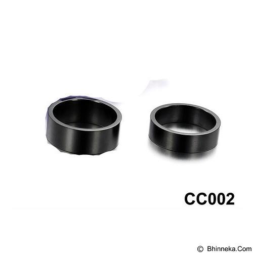 MIKI JEWELRY Cincin Couple Size 7 [cc002] (Merchant) - Cincin