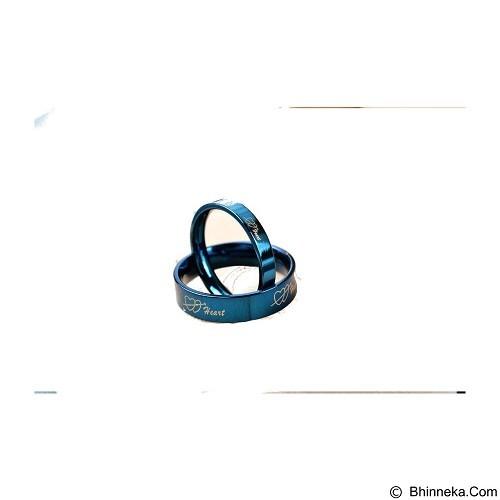 MIKI JEWELRY Cincin Couple Size 7 [cc004] (Merchant) - Cincin