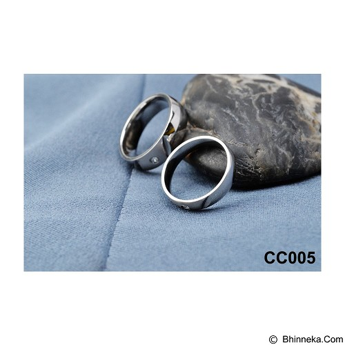 MIKI JEWELRY Cincin Couple Size 7 [cc005] (Merchant) - Cincin