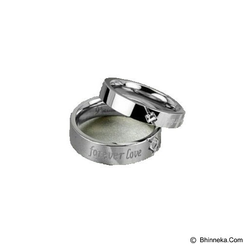 MIKI JEWELRY Cincin Couple Size 8 [cc009] (Merchant) - Cincin