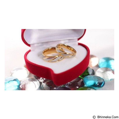 MIKI JEWELRY Cincin Couple Size 8 [cc028] (Merchant) - Cincin