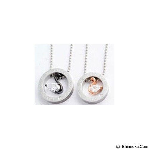 MIKI JEWELRY Kalung Couple [kc021] (Merchant) - Kalung / Necklace