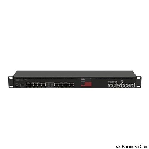 MIKROTIK [RB2011UIAS-RM] - Router Enterprise