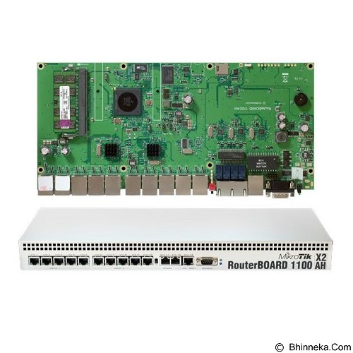 MIKROTIK RB1100AHx2 (Merchant) - Router Enterprise