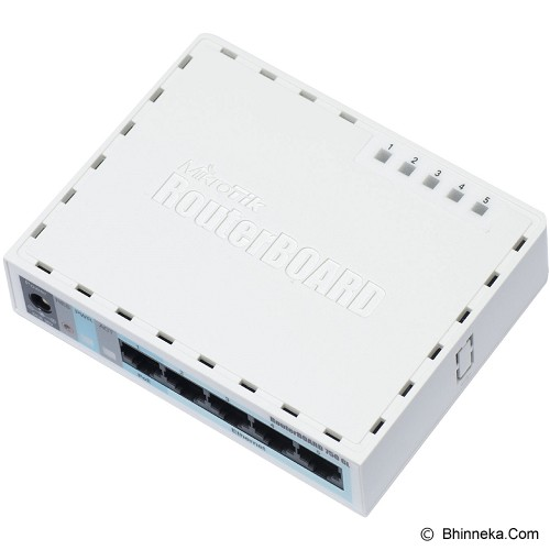 MIKROTIK RB750GL - Router Consumer Wired
