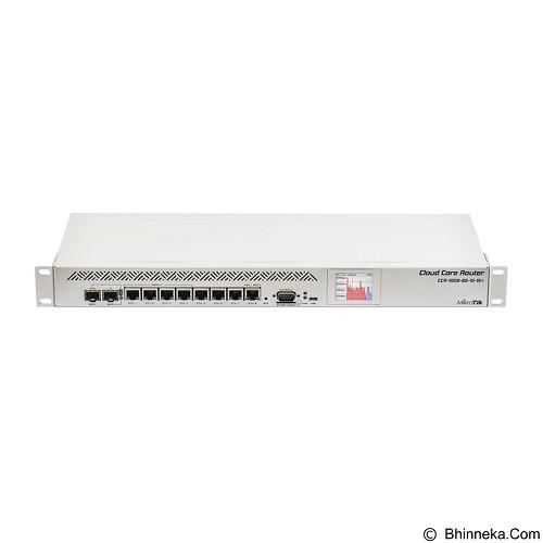 MIKROTIK Router Board [CCR1009-8G-1S-1S+PC] (Merchant) - Router Enterprise
