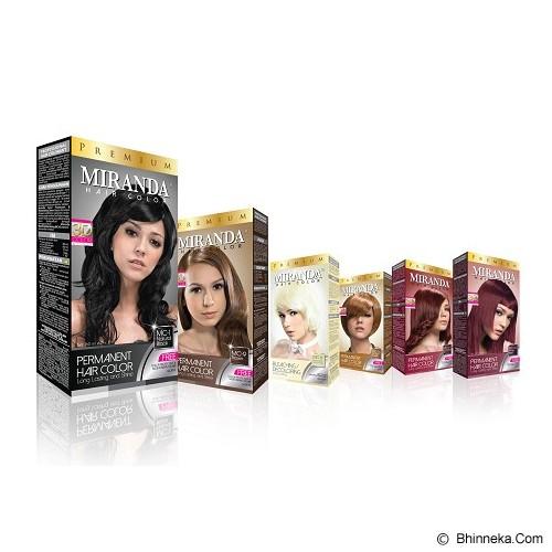 MIRANDA Hair Color Premium 200gr - Bleaching - Cat Rambut