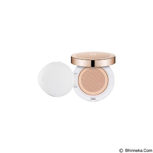 MISSHA M Cream Tension Pact - #2 Natural Beige - Make-Up Powder