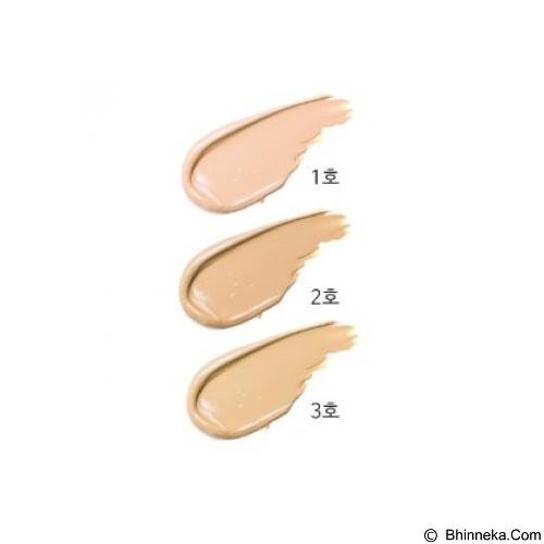 MISSHA M Cream Tension Pact - #2 Natural Beige - Make-Up Powder