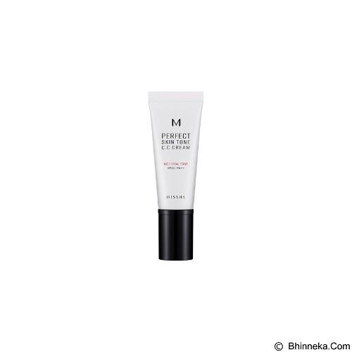 MISSHA Perfect Skin Tone CC Cream 40ml - Natural Tone - Krim Cc / Cc Cream