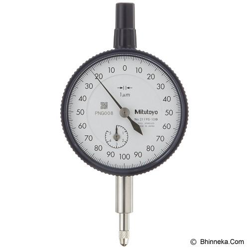 MITUTOYO Dial Indicator Lug-Back 2119S-10 - Dial Indicator Manual