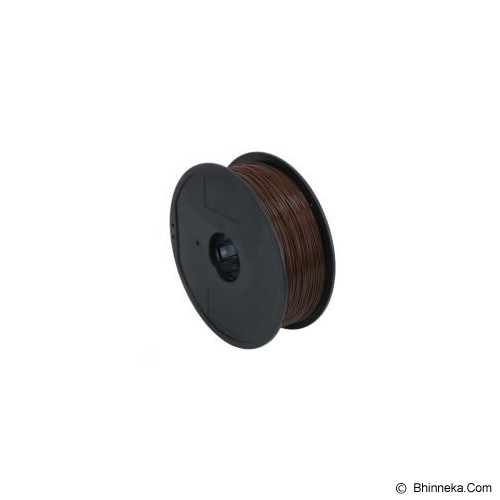 MIXIMAXI3D PLA Filament 1.75mm - Brown - Engraving and Milling Accessory