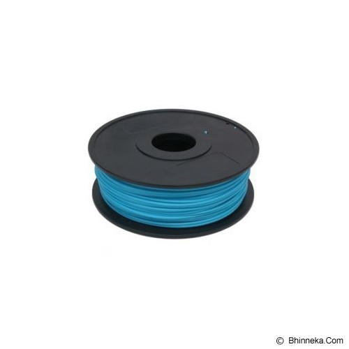 MIXIMAXI3D PLA Filament 1.75mm - Sky Blue - Engraving and Milling Accessory