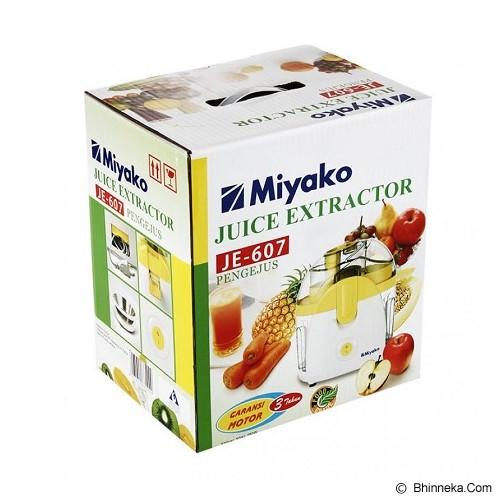 MIYAKO Juicer [JE-607] - Juicer