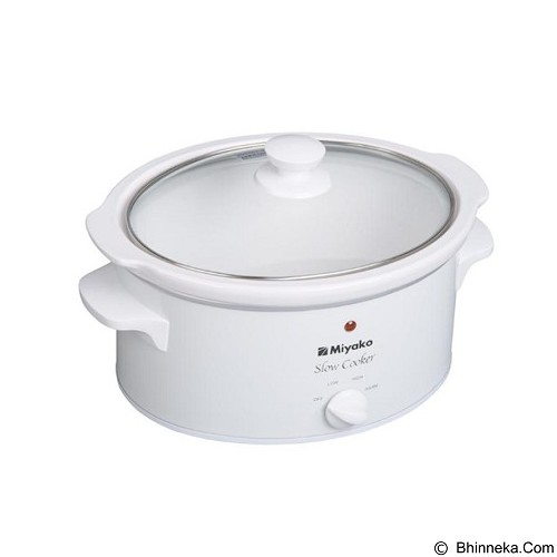 MIYAKO Slow Cooker [SC-400] (Merchant) - Slow Cooker